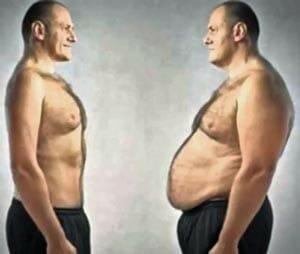 Alleen vet of ook spieren verbranden?
