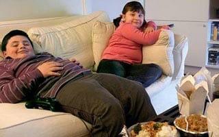 Steeds meer kinderen met obesitas