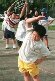 20 tot 30% van de kinderen in Taiwan moet afvallen