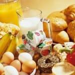 Ontbijt en afvallen prima, een stevig ontbijt niet