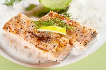 Vis eten vermindert kans op beroerte 1