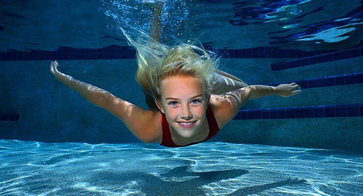 Zwemmen voor wie veel calorieën wil verbranden 1