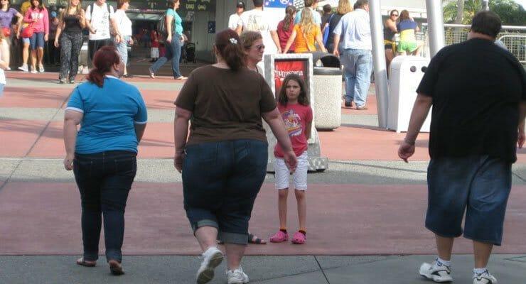 obese usa
