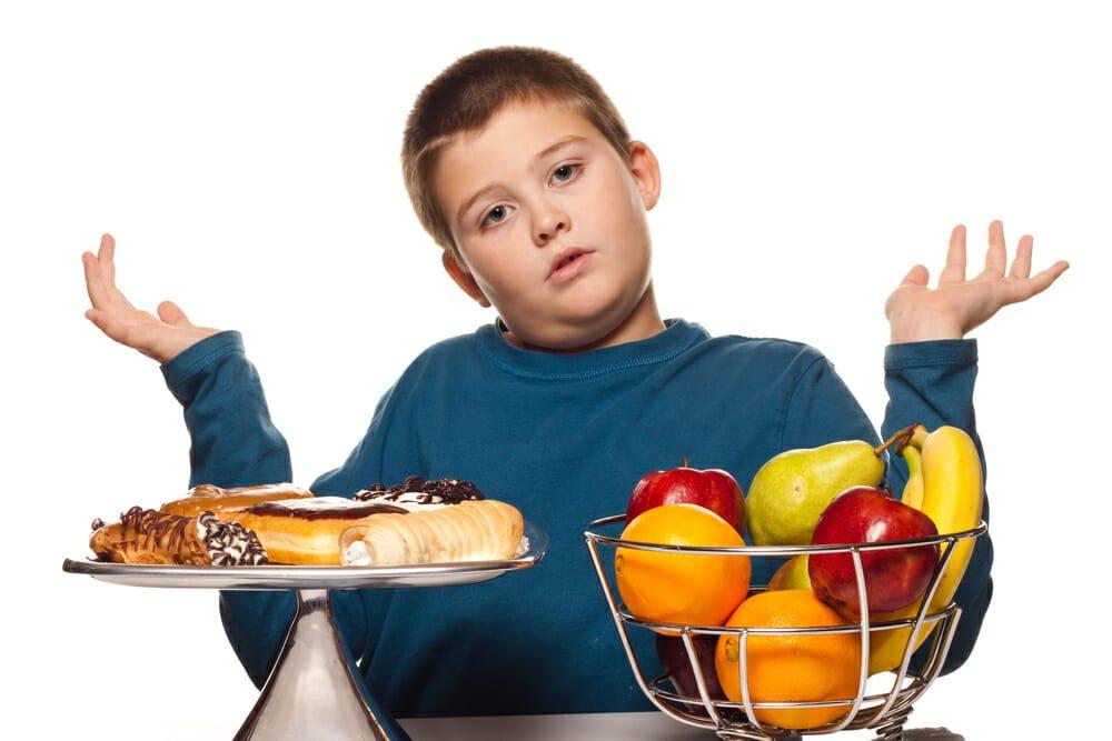 Belangrijke feiten over kinderen met obesitas 1