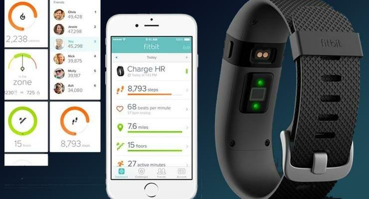 Fitbit Charge HR nader bekeken 1