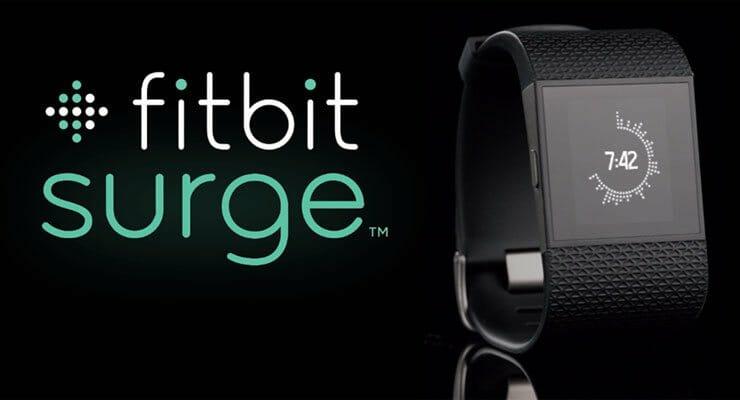 Fitbit Surge stappenteller 1