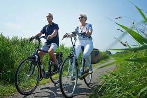 electrisch fietsen en afvallen