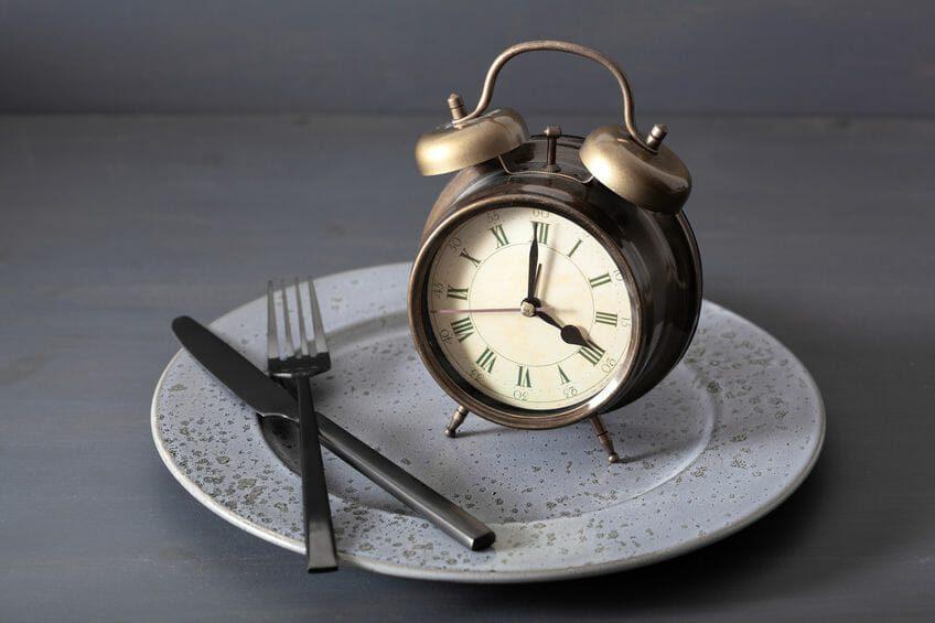 vastendieet intermittend fasting