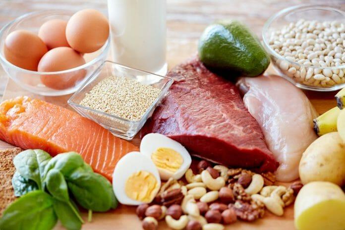 natuurlijke eiwitten